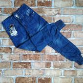 Классные модные джинсы для девочек. Размер 146-152 .