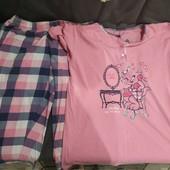 3 летние пижамы наш 54-56р хлопок