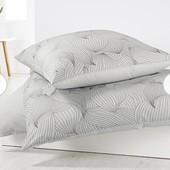 Двустороннее постельное бельё от Tcm Tchibo, Германия, п-150*220, н-80*80см