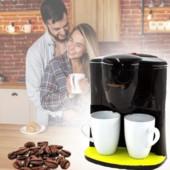 Кофеварка с чашками Coffee Maker CB-1560 Crownberg