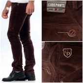 Мужские джинсы-вильветы