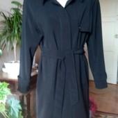 Элегантное пальто, весна-осень, M&S, Румыния, размер-L
