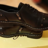 Супер крутые ботиночки на весну. Весна скоро))