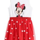 Платье Минни маус H&M 134 см рост