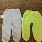Розпродаж!!! Новий махрові повзунки