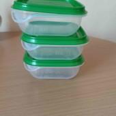 Маленькие пищевые контейнеры IKEA