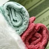 Двойные меховые одеяла