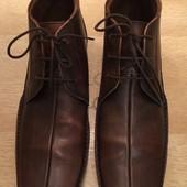 Мужские ботинки-дерби Натуральная кожа Todd Bames, 44/43(29,5)