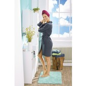 Цвет на выбор полотенце-тюрбан микрофибра для сушки волос miomare