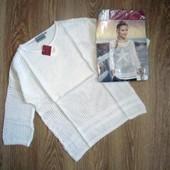 Женский пуловер очень красивый р.40/42 евро, германия Blue Motion