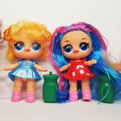 Игрушка -фигурка кукла L.O.L. кукла Лол Сюрприз с одеждой и поилкой