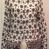 Блузка-рубашка 100% Вискоза, New Look 14