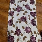 Дуже красиві штори в квітковий принт ❤️ 2шт в лоті