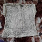 кружевная блузочка