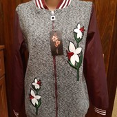 Шок цена))))Крутая стильная куртка весна качество топ забираем будете довольны