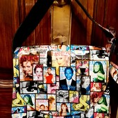 Крутая ультрамодная сумочка.... забираем
