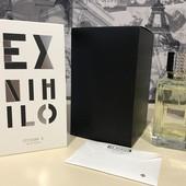 дорогий нішевий парфюм! Ex Nihilo Citizen X 100мл Франція