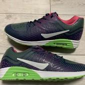Новые стоковые кроссовки Sport 39 размер стелька 25 см