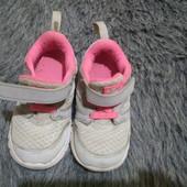 Детские кроссовки для девочки, размер 23,5 см, стелька 14,5 см