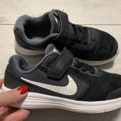 Кроссовки Nike оригинал 32 размер стелька 21 см.