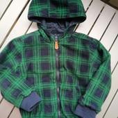 Куртка 2х-сторонняя демисезон Waikiki на 3-4 года