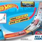 Трек Хот Вилс многоцветный набор Hot Wheels hill climb track