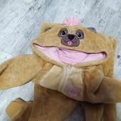 кигуруми щенок мопсик