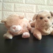 Собака и Кот на батарейках Hazbro