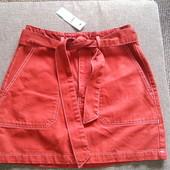 Фірмова юбка оригінального фасону Topshop розмір 38