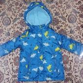 Куртка з динозавриками Pepco
