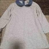 платье для девочки 3-4 года
