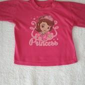 Піжама з принцесою Софією для дівчинки на 3-4 р.