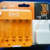 Дорогий, якісний універсальний зарядний пристрій iBest cs10