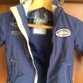 Куртка, ветровка, p. 2-3 года 104 cм, Bob der bar. состояние хорошее