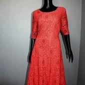 Качество! Шикарное платье от английского бренда Bonmarche, в новом состоянии