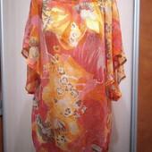 Летняя блуза 54р М/L