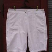 отличные белые шорты хлопок 40 евро замеры