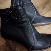 Ботинки Кожаные женские 36