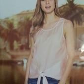 Стильная Майка\блуза от немецкого бренда. Смотрите мои лоты