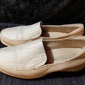 Полностью кожаные туфли-мокасины Pitillos, ориг. Испания, разм. 36 (23,5 см ст.) Сост. отличное!
