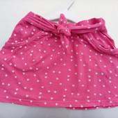 Стоп!! Фирменная удобная яркая красивая юбка от Staccato