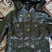 Демисезонная куртка размер 44-46