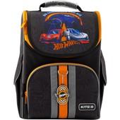 Рюкзак школьный каркасный Kite education Hot wheels HW19-501S-2