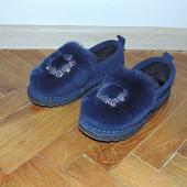 Очень красивые туфли кожа 18,5 см Состояние новых