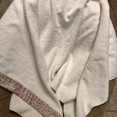 Германия! Новое банное (68х131см) 100% коттон махровое полотенце! Качество+!