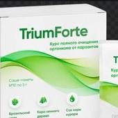 TriumForte антигельминтное средство , порошок от паразитов Триумфорте, саше от глистов