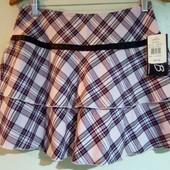Весенняя юбка с вшитыми шортиками Joey B.