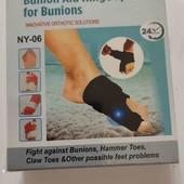 Лечебный фиксатор Bunion aid hinge splint f