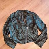 куртка/косуха матовая(новая) смотрите фото и описание