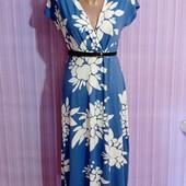 Красивое лёгкое платье на лето, на жару в отличном состоянии!